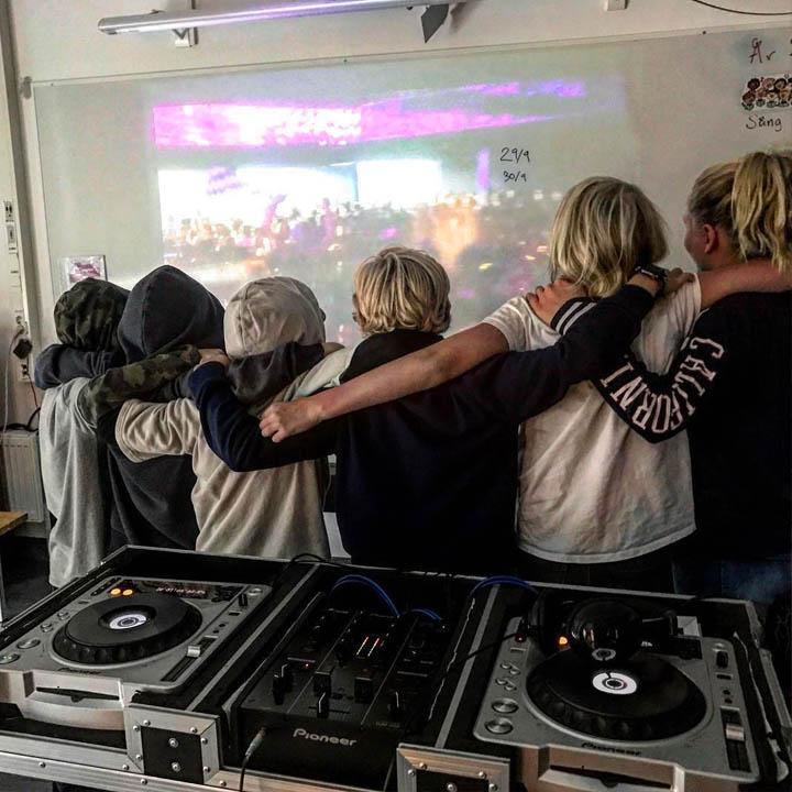 DJ-skola